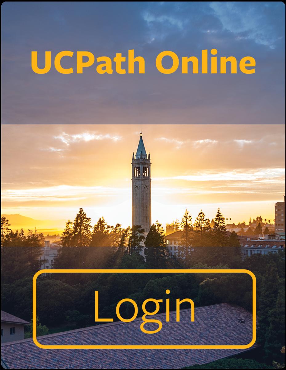 UCPath Online Login